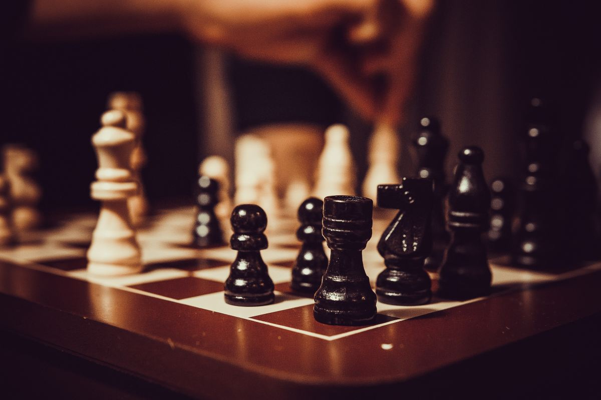 Teaching Ignatian Prayer through Chess